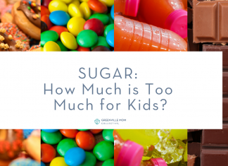 How much sugar is too much for kids?
