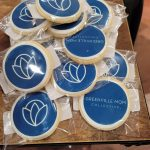 Frosting Fairy GMC cookies