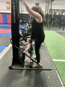 Fitness options for local moms