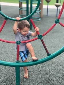 playgrounds, a mom's and kids best friend
