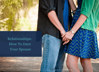 Relationships: How to Date Your Spouse