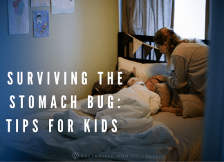 surviving the stomach bug