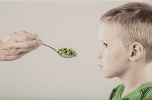child is a picky eater