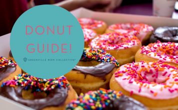 upstate donut guide